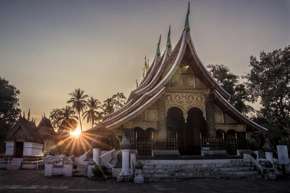 Xieng Thong Tempel