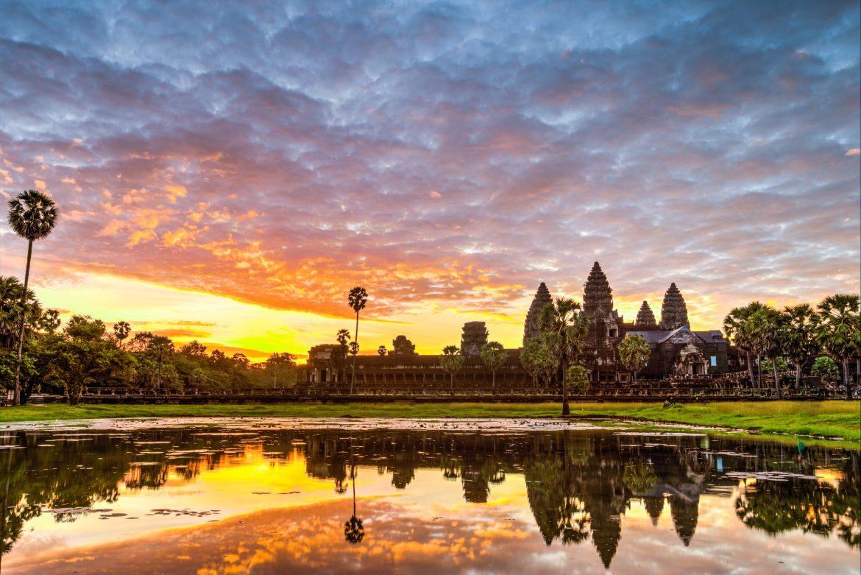 angkor wat rundreise kambodscha