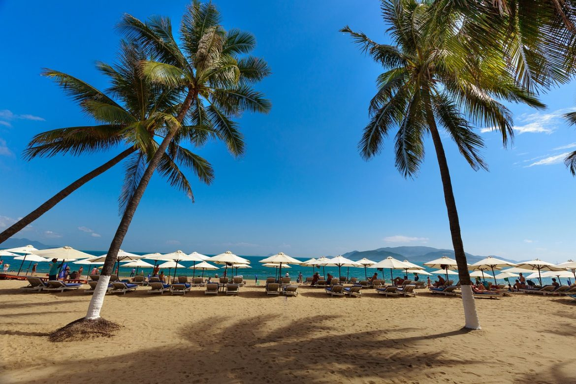 Nha Trang - one of the top beaches in Vietnam