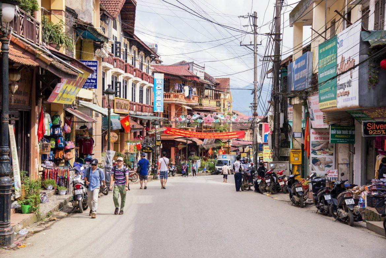 sapa sommer vietnam