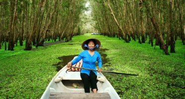 Mekong Delta Gebiet Entdecken 3 Tage