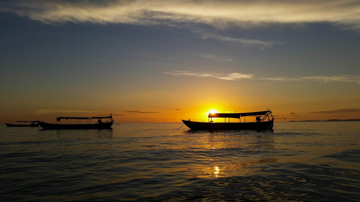 Sihanoukville - top of beaches in Cambodia