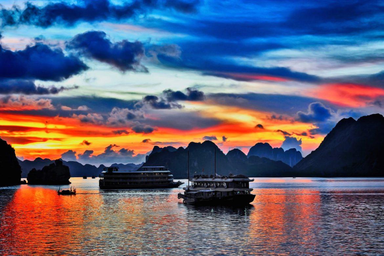 halong butch sommer vietnam