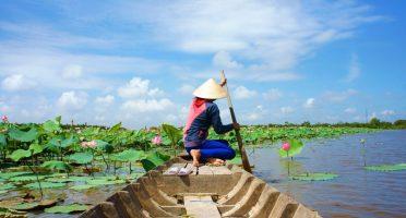 Kreuzfahrten auf Mekong Fluss
