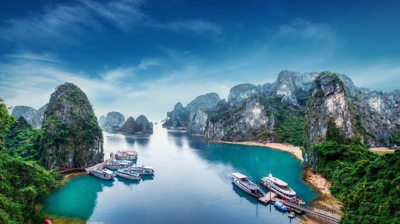 halong rundreise vietnam