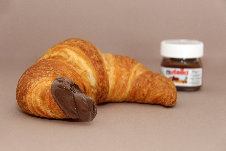 Frischgebackenen Croissants mit Nutella reisetipps koh rong insel kambodscha